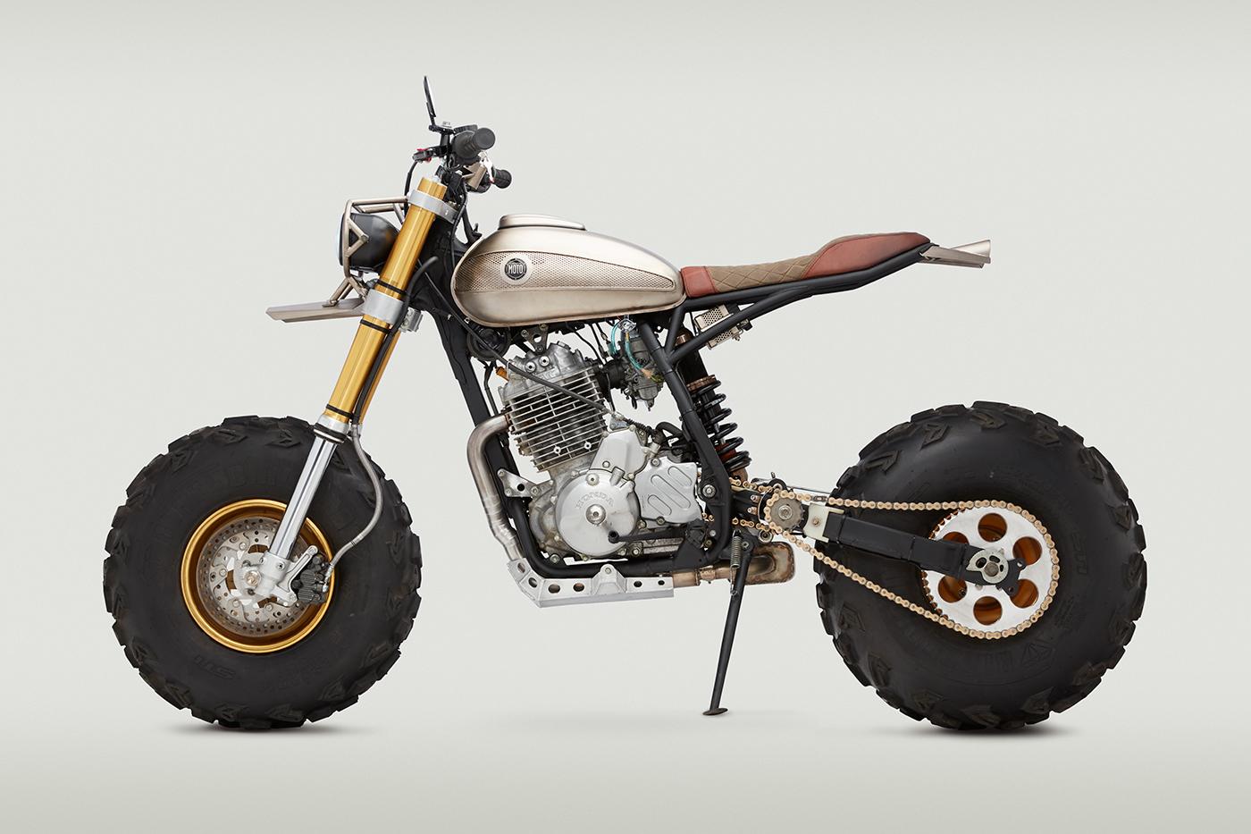 Bw650 Big Wheel Classified Moto