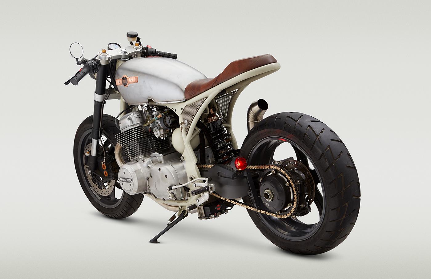 Yamaha Virago Xvcafe Racer