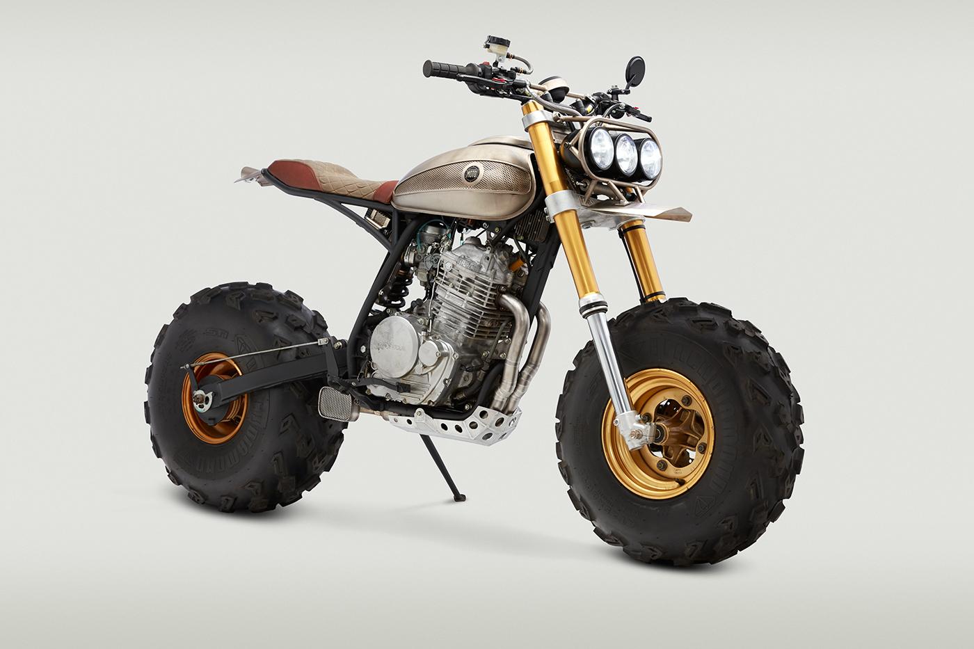 BW650 Big Wheel - Classified Moto